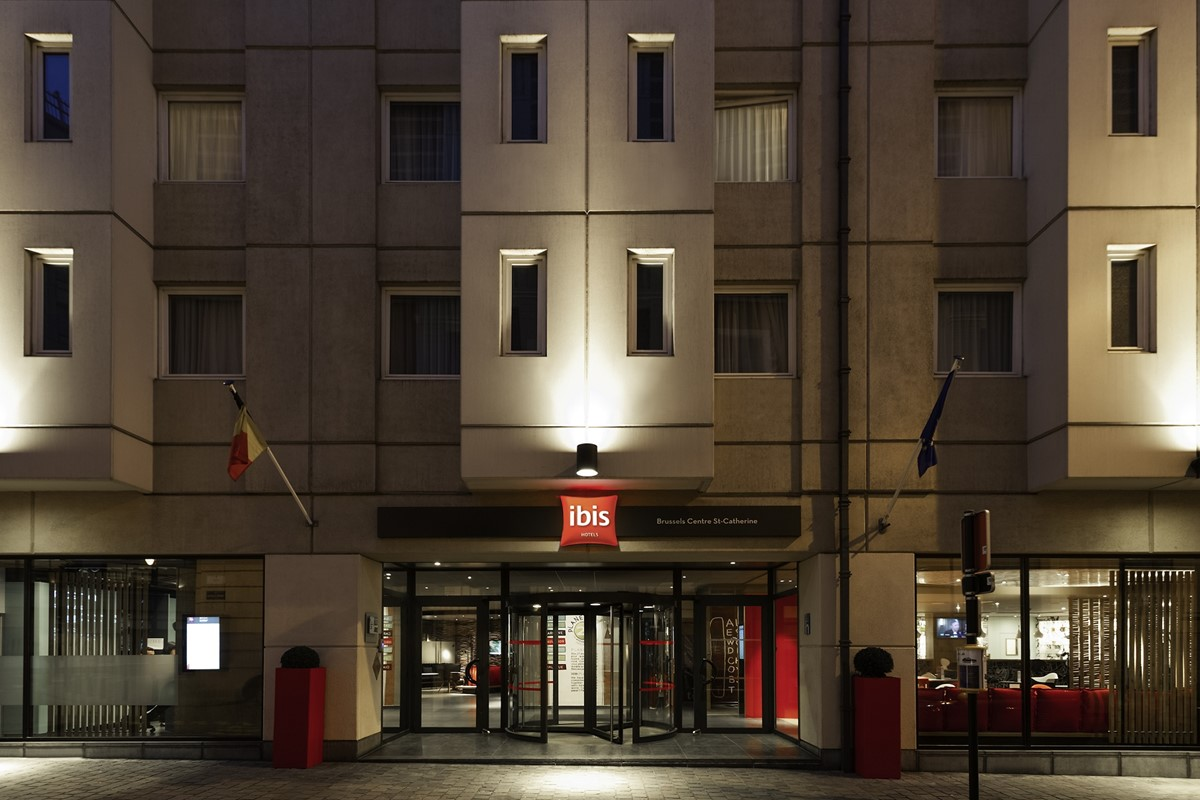 Ibis Brussels Centre Ste Catherine meeting rooms