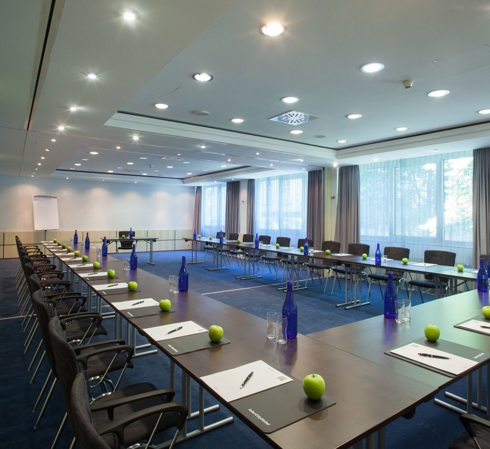Meeting rooms at intercityhotel wien mariahilfer stra e for Design hotel 1070 wien