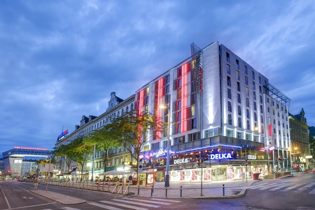 Meeting and event spaces at hilton austria hotels vienna and - Intercityhotel Wien