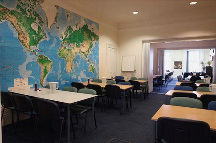 International Society Manchester meeting rooms