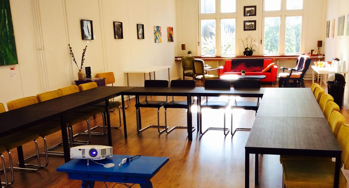 Jam Workspace Amsterdam conference venues
