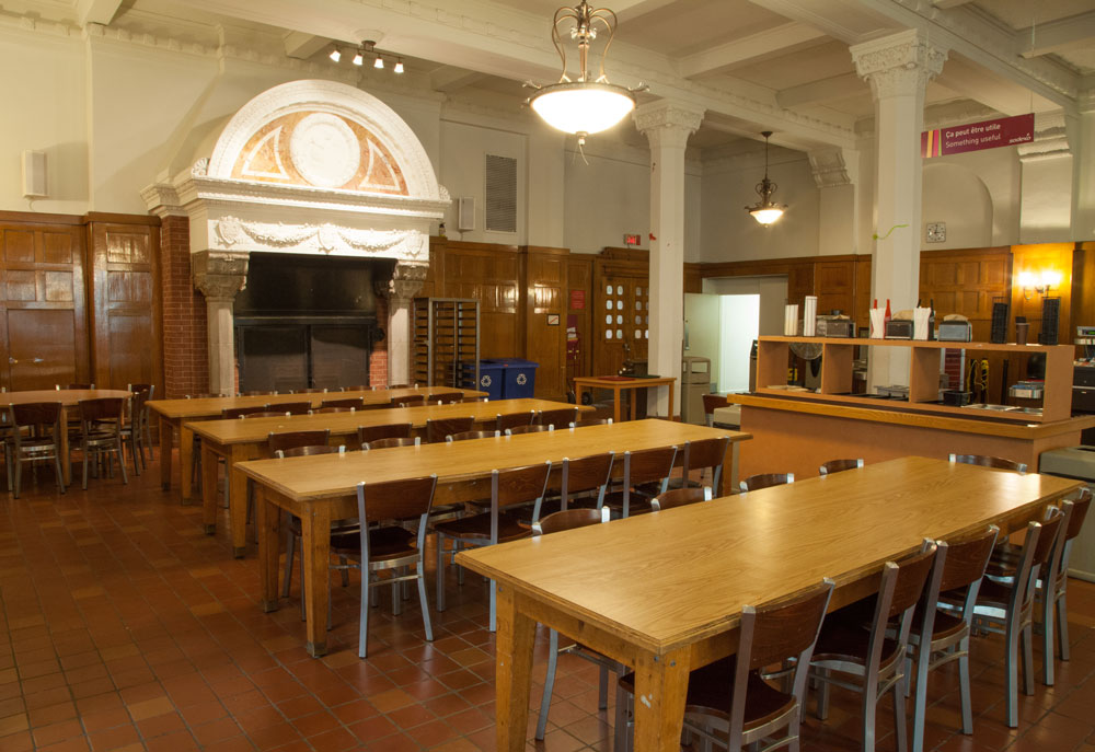 Meeting rooms at john abbott college john abbott college for Abbott california cuisine