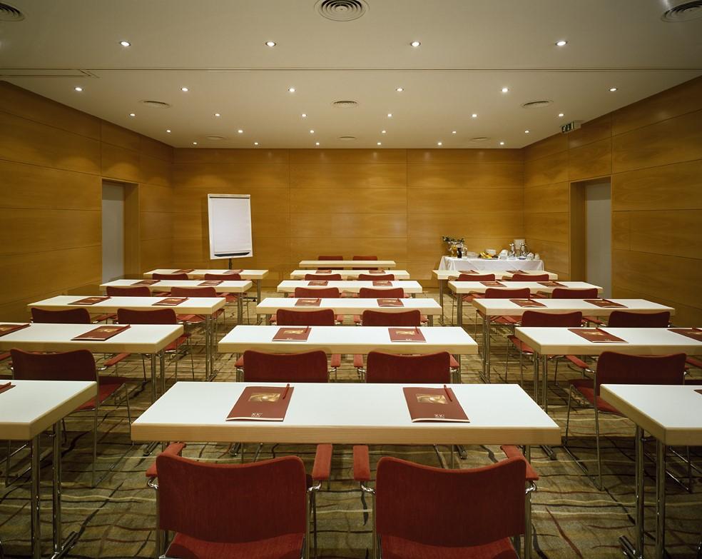 K+K Hotel Fenix meeting rooms