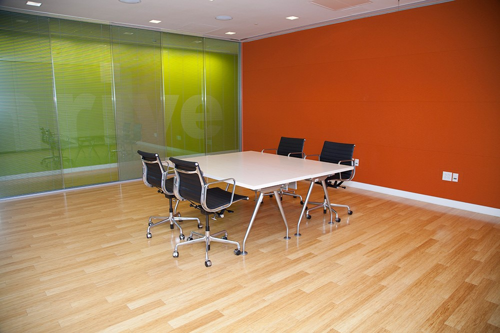 Kaiser Permanente Center for Total Health meeting rooms