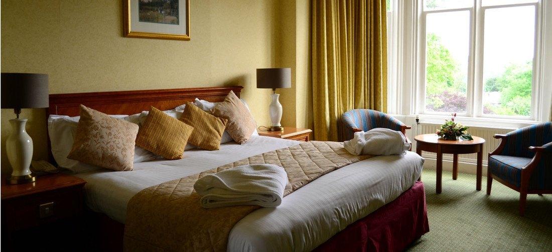 Kenwood Hall Hotel meeting rooms