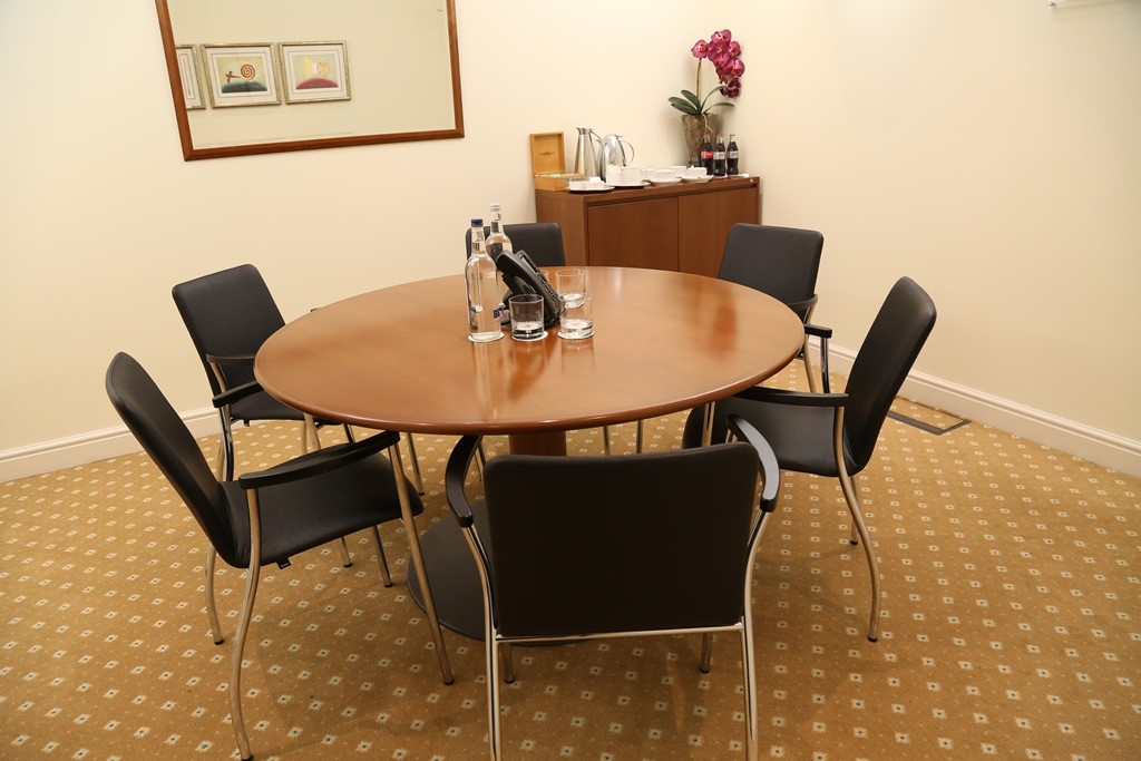 Meeting Rooms At LEO