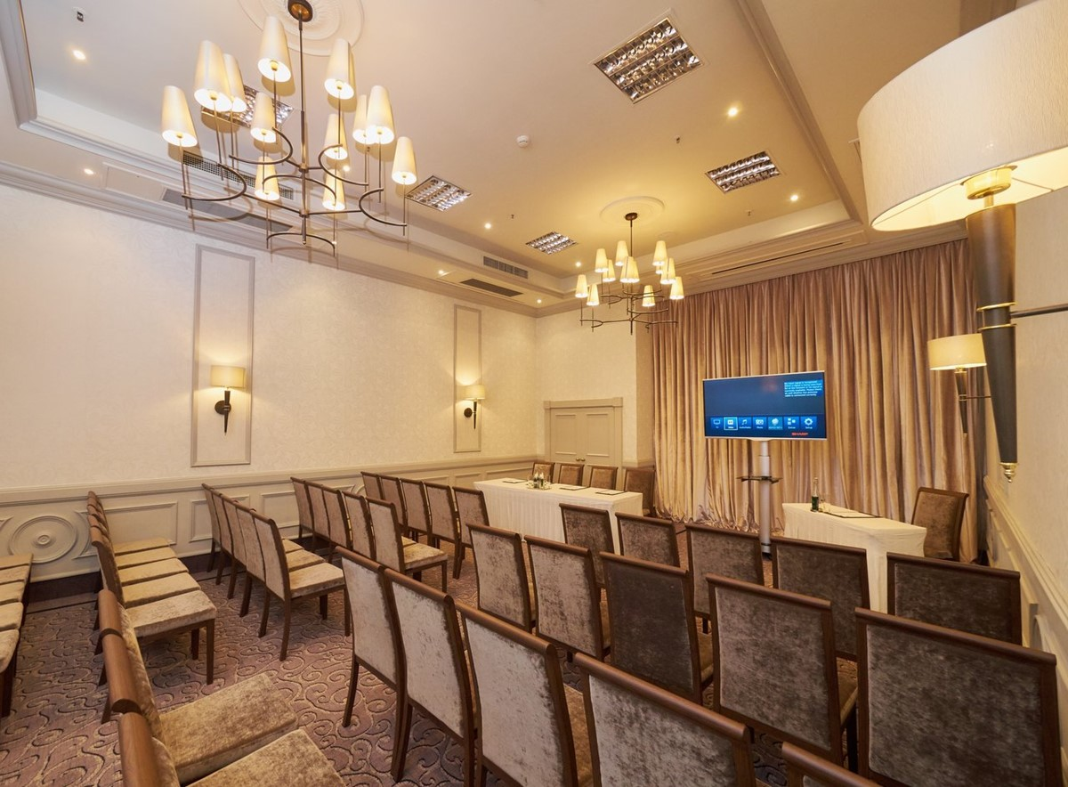 Labourdonnais Hotel Conference Room