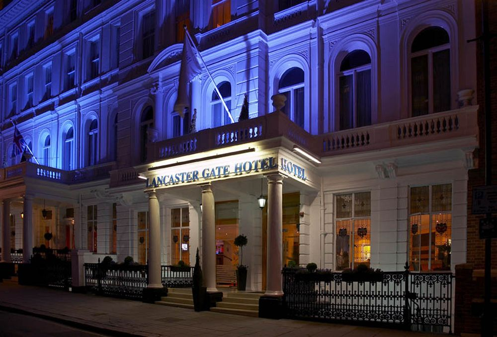 Lancaster Garden Walk: Meeting Rooms At Lancaster Gate Hotel, 66 Lancaster Gate