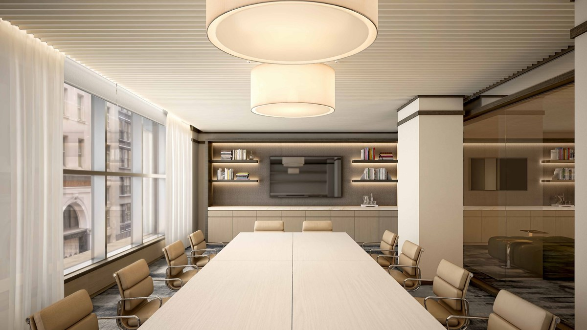 Meeting Rooms at Langham Place New York Fifth Avenue, Langham ...
