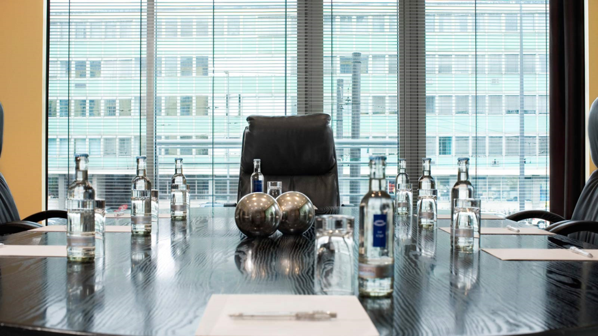 Meeting Rooms at Le Meridien Muenchen, Bayerstraße 41, 80335, Munich, Germany