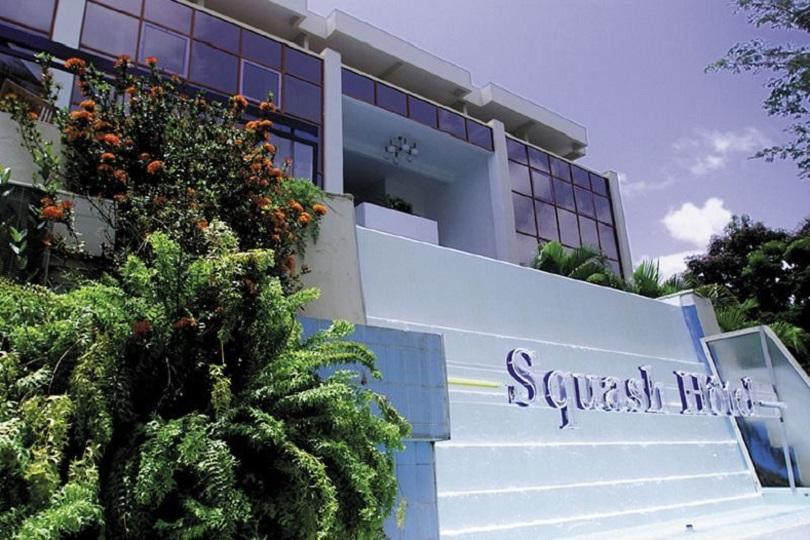 Le Squash Hotel meeting rooms