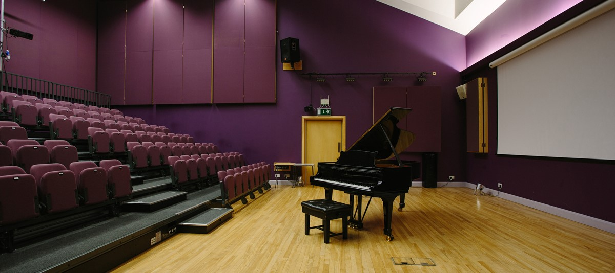 For Just 0 You Can Book The Recital Room At Leeds College Of Music