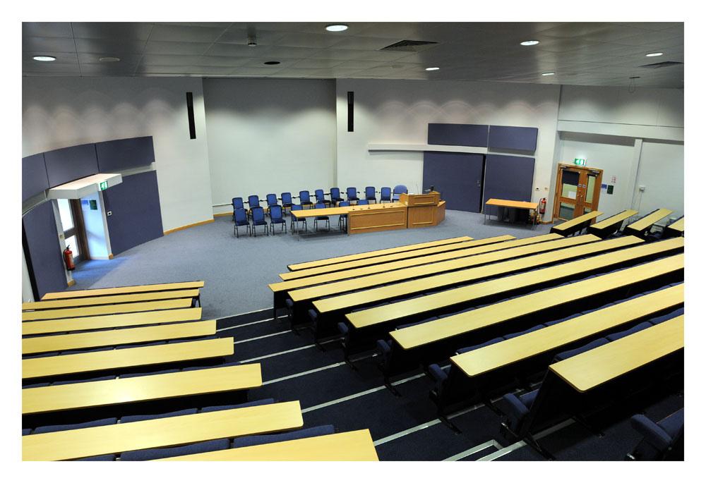 Meeting Rooms At Leeds Trinity University Brownberrie