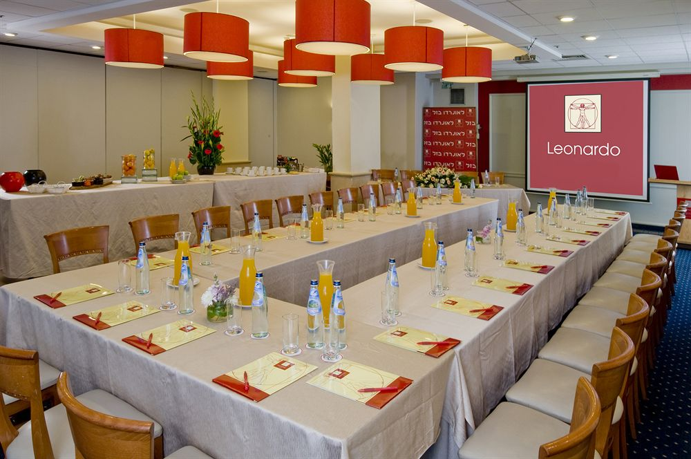 Leonardo Beach Hotel Tel Aviv meeting rooms