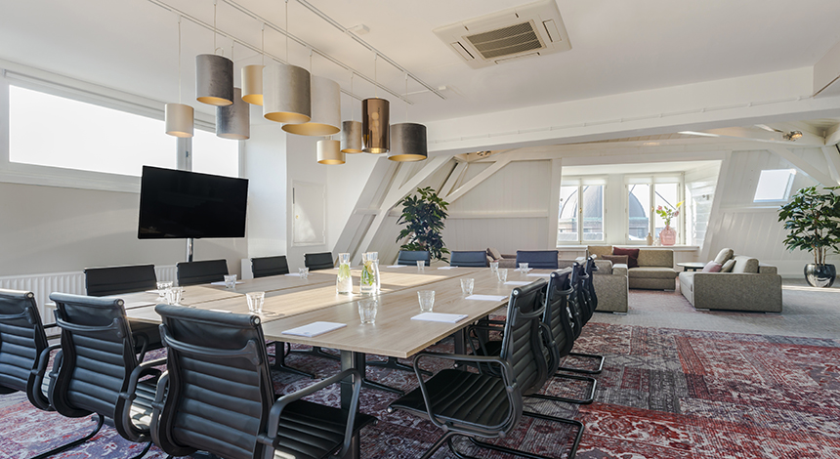 Rooms: Meeting Rooms At CG Venues Amsterdam, CG Venue Amsterdam