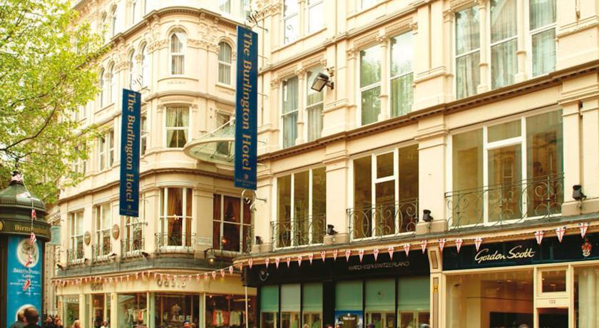 Meeting Rooms at MacDonald Burlington Hotel, Macdonald Burlington Hotel, New Street, Birmingham, United Kingdom