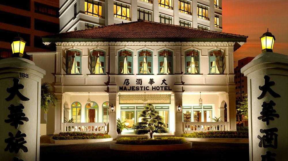 Image result for Majestic Hotel, Melaka, Malaysia