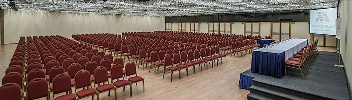 Maksoud Plaza meeting rooms