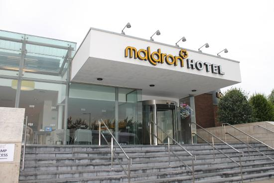 Meeting Rooms At Maldron Hotel Dublin Airport Dublin Road Dublin Ireland