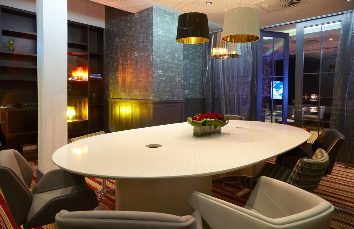 meeting rooms at malmaison london malmaison london. Black Bedroom Furniture Sets. Home Design Ideas