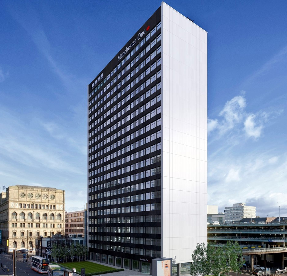 Manchester One (Bruntwood) meeting rooms