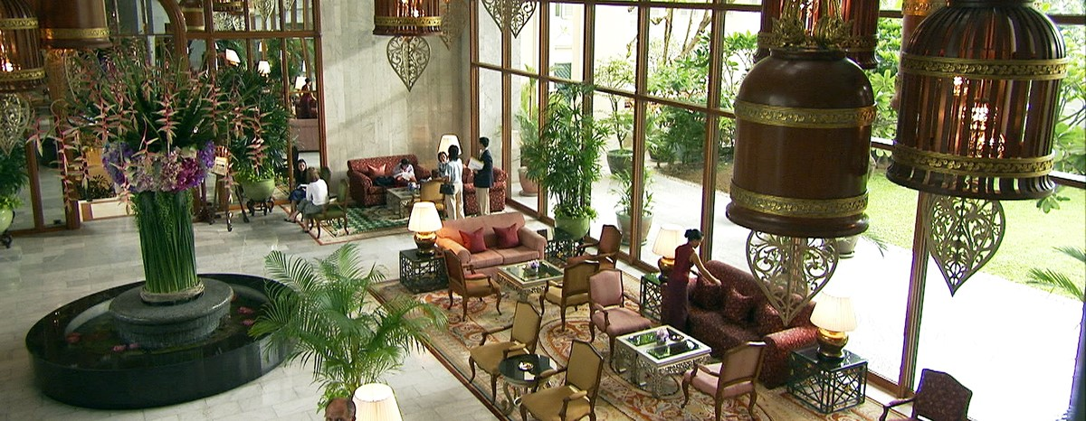 Mandarin Oriental Bangkok meeting rooms