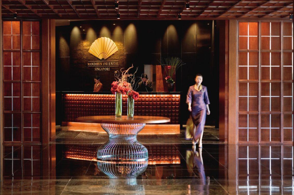Mandarin Oriental, Singapore meeting rooms