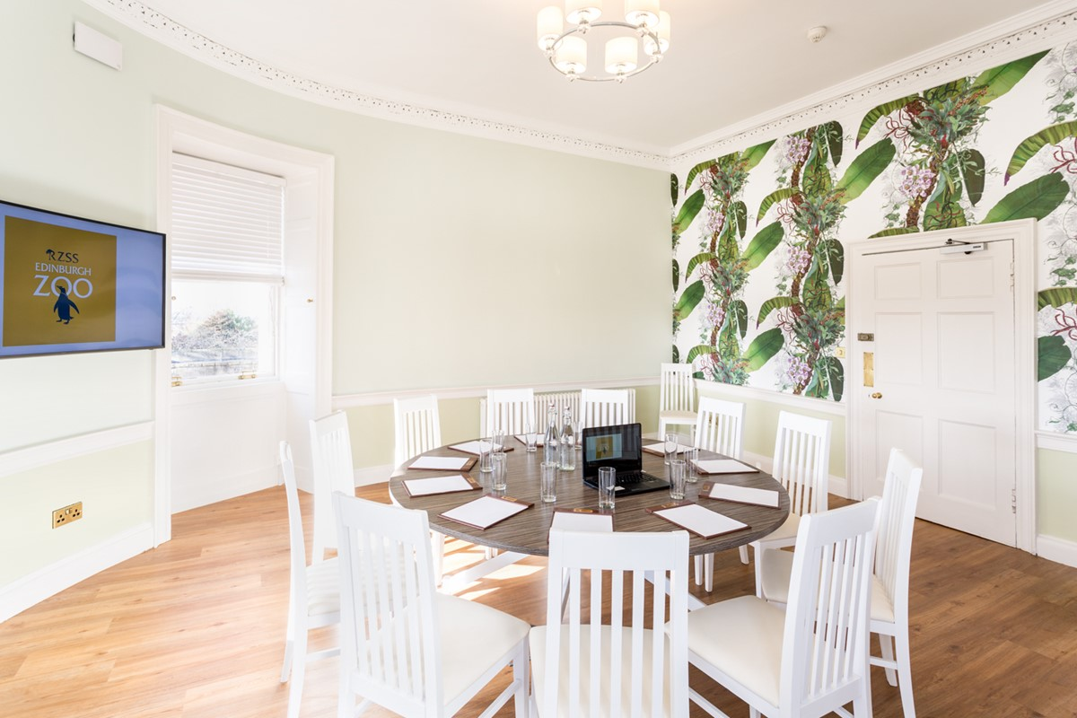 Meeting Rooms at Mansion House, Edinburgh Zoo, 134 Corstorphine ...