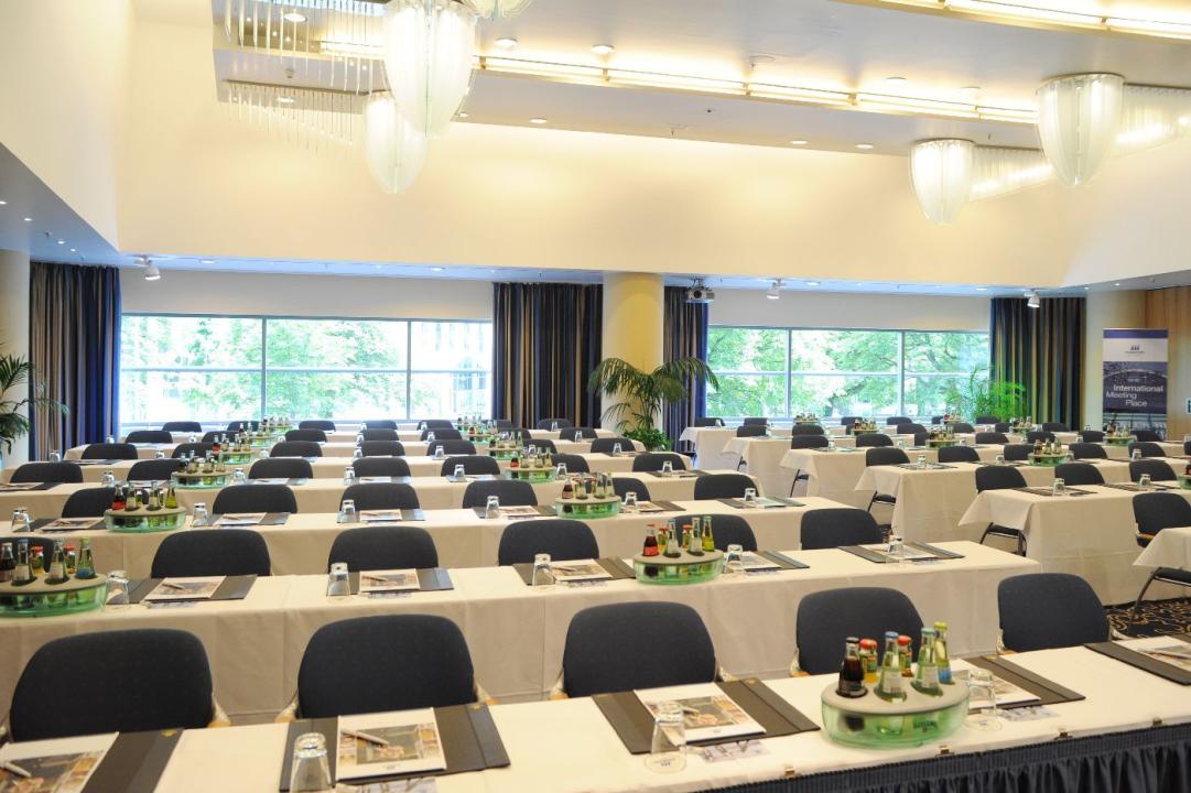 Meeting Rooms at Maritim Hotel Frankfurt, Theodor-Heuss-Allee, Bockenheim, Frankfurt, Germany