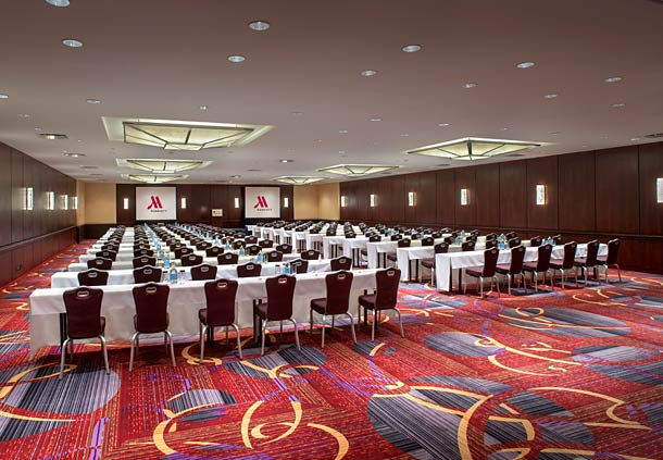 Meeting Rooms at Marriott Marquis New York, 1535 Broadway, New ...