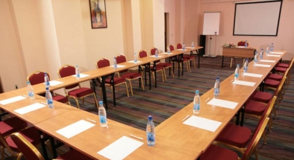 Maxima Zarya Hotel meeting rooms