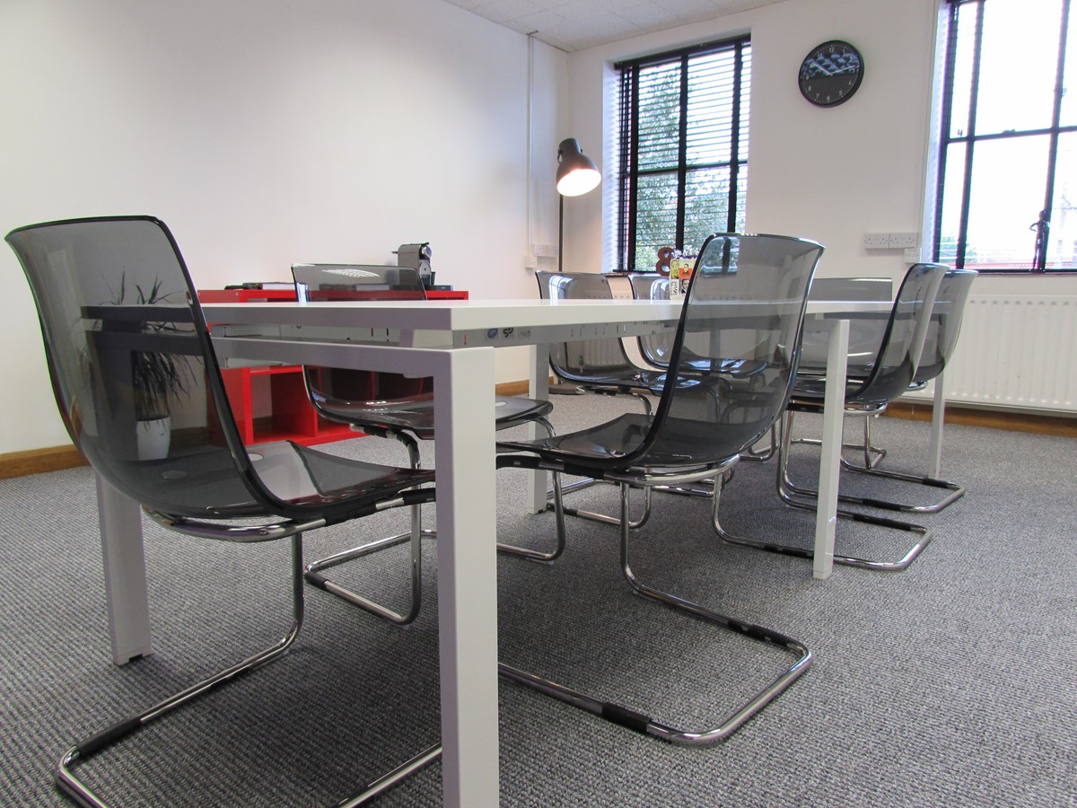 Start Up Offices meeting rooms