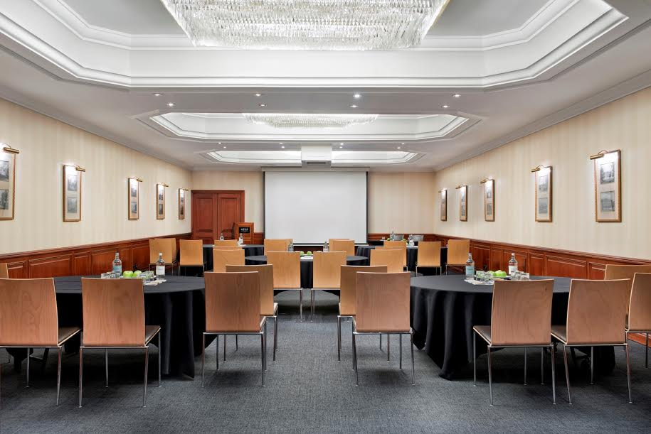 Meeting Rooms at Melia White House Hotel, Meliá White House, Albany Street, London, United ...