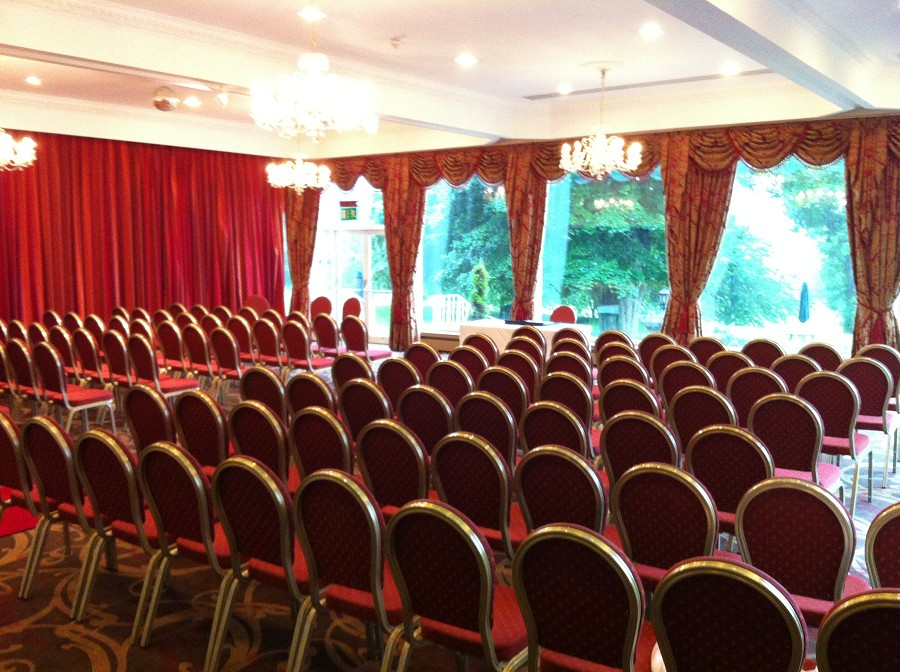 For Just 0 You Can Book The Conference Centre At Mercure Ardoe House Hotel