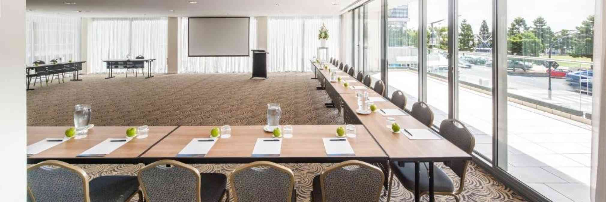 Mercure Hotel Geelong meeting rooms