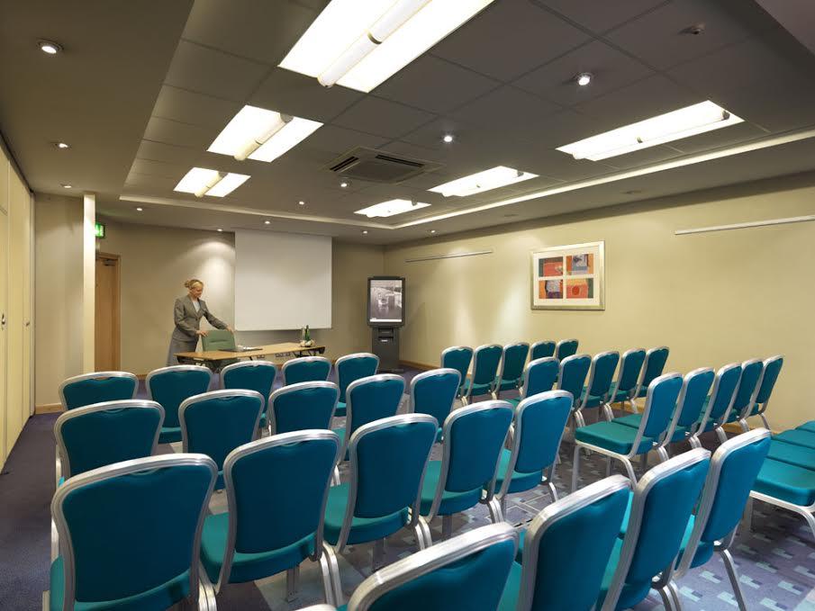 Meeting Rooms at Mercure Liverpool Atlantic Tower hotel , Mercure Liverpool Atlantic Tower Hotel, Chapel Street, Liverpool, United Kingdom