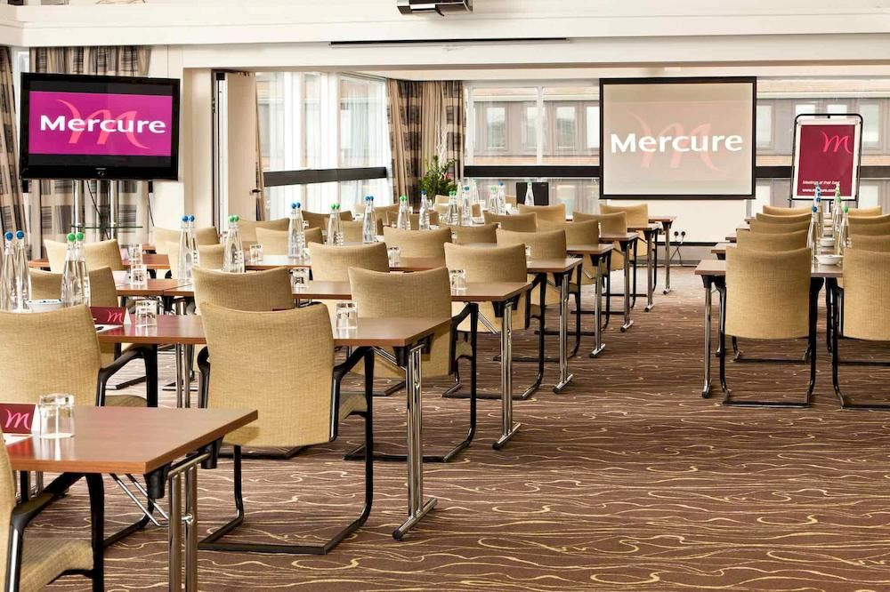 Mercure Manchester Piccadilly