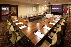 Meeting Rooms at Mercure Manchester Piccadilly, Mercure Manchester Piccadilly Hotel, Manchester, United Kingdom