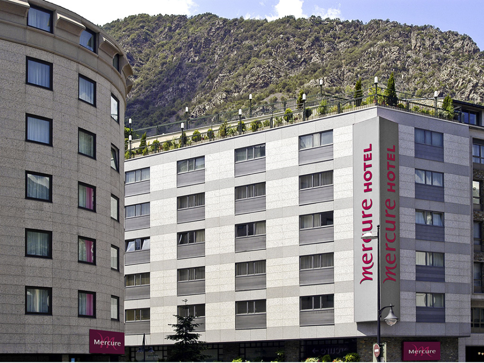 Mercure Andorra meeting rooms