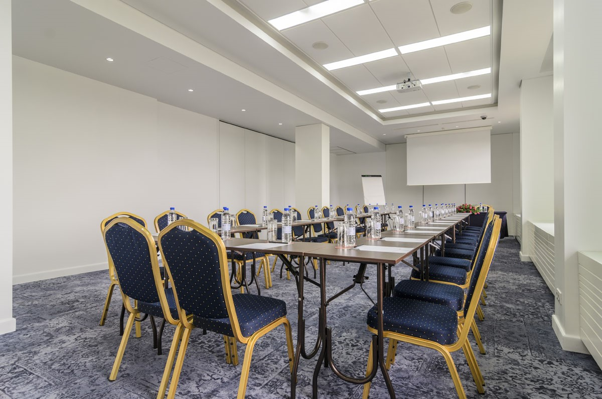 Metropolitan Hotel Sofia meeting rooms
