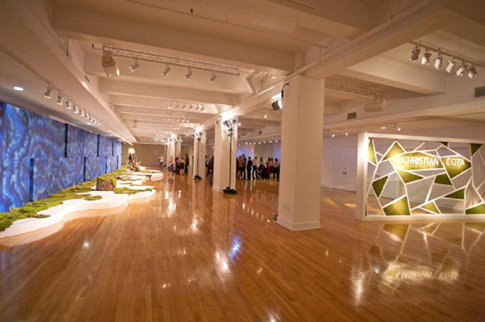 Metropolitan Pavilion meeting rooms