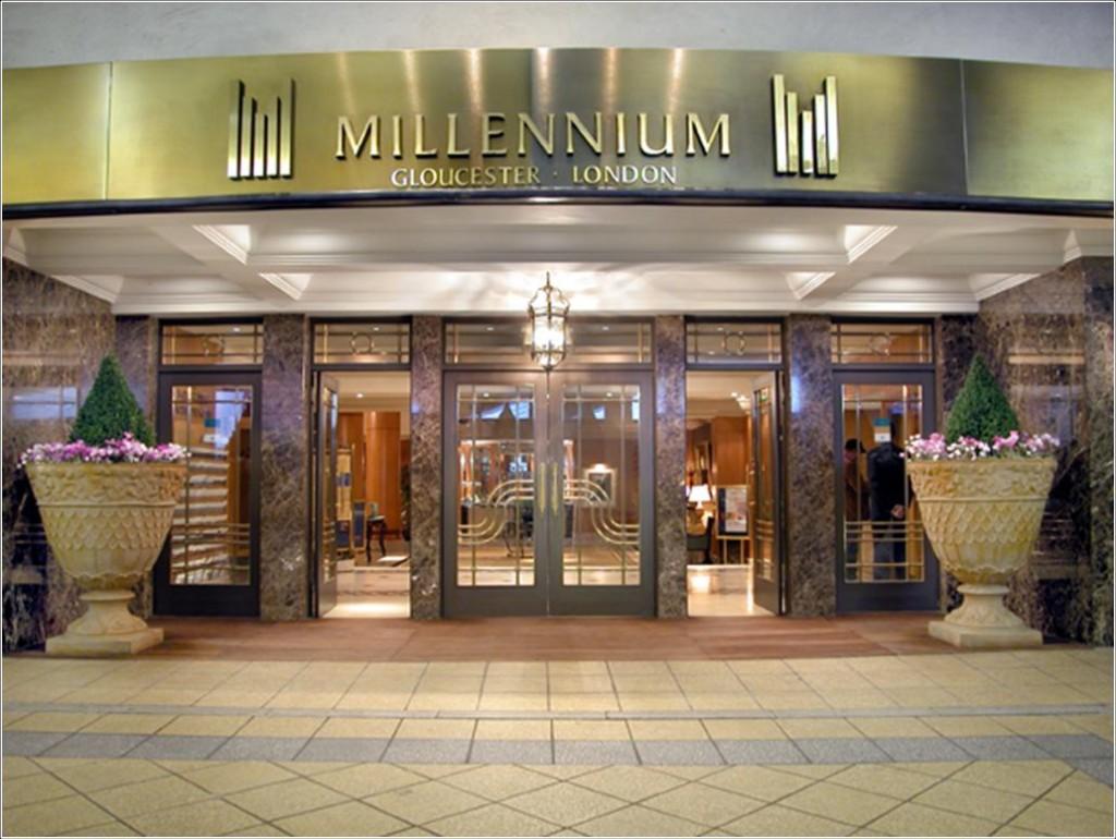 Meeting Rooms At Millennium Gloucester Hotel London Kensington Harrington Gardens United Kingdom