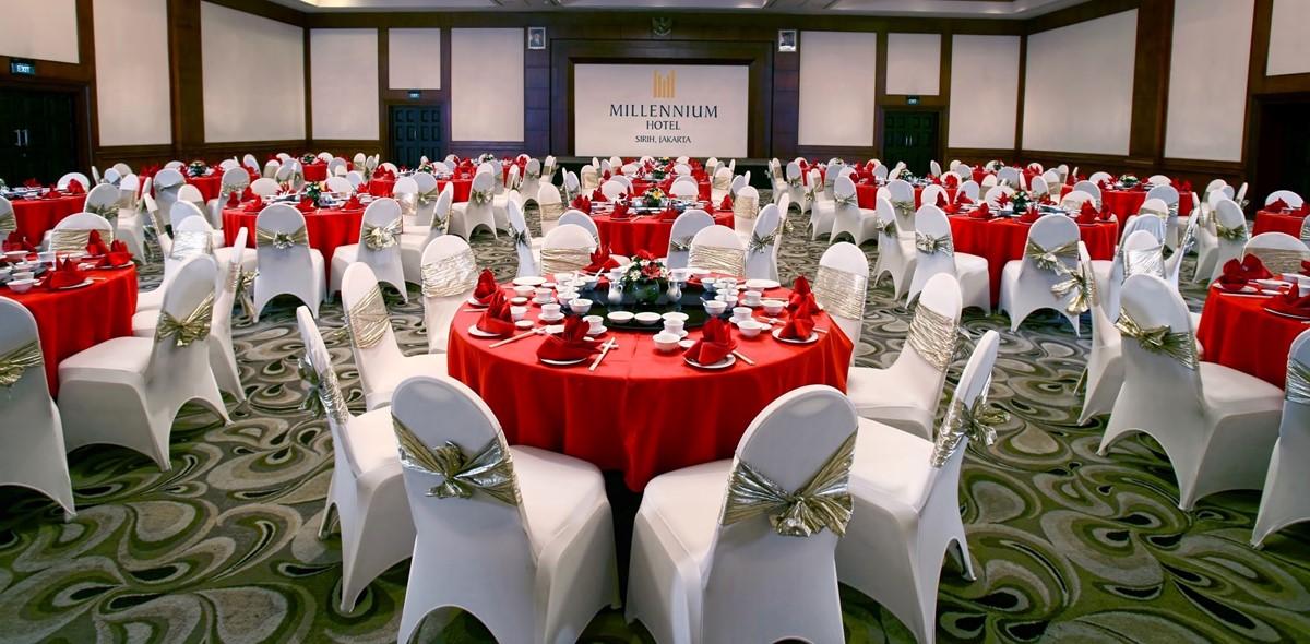 Millennium Hotel Sirih Jakarta meeting rooms