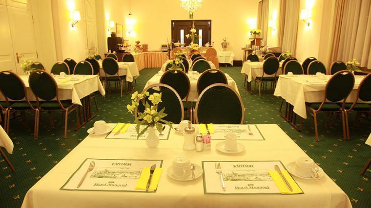 Monopol Hotel meeting rooms