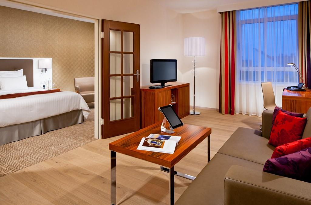 Meeting Rooms at Munich Marriott Hotel, Berliner Str. 93, Munich, Germany