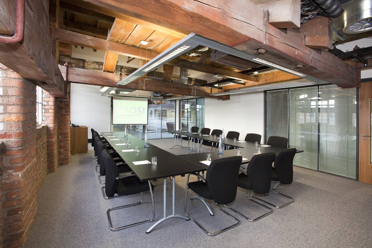 Image Result For Sci Fi Meeting Room