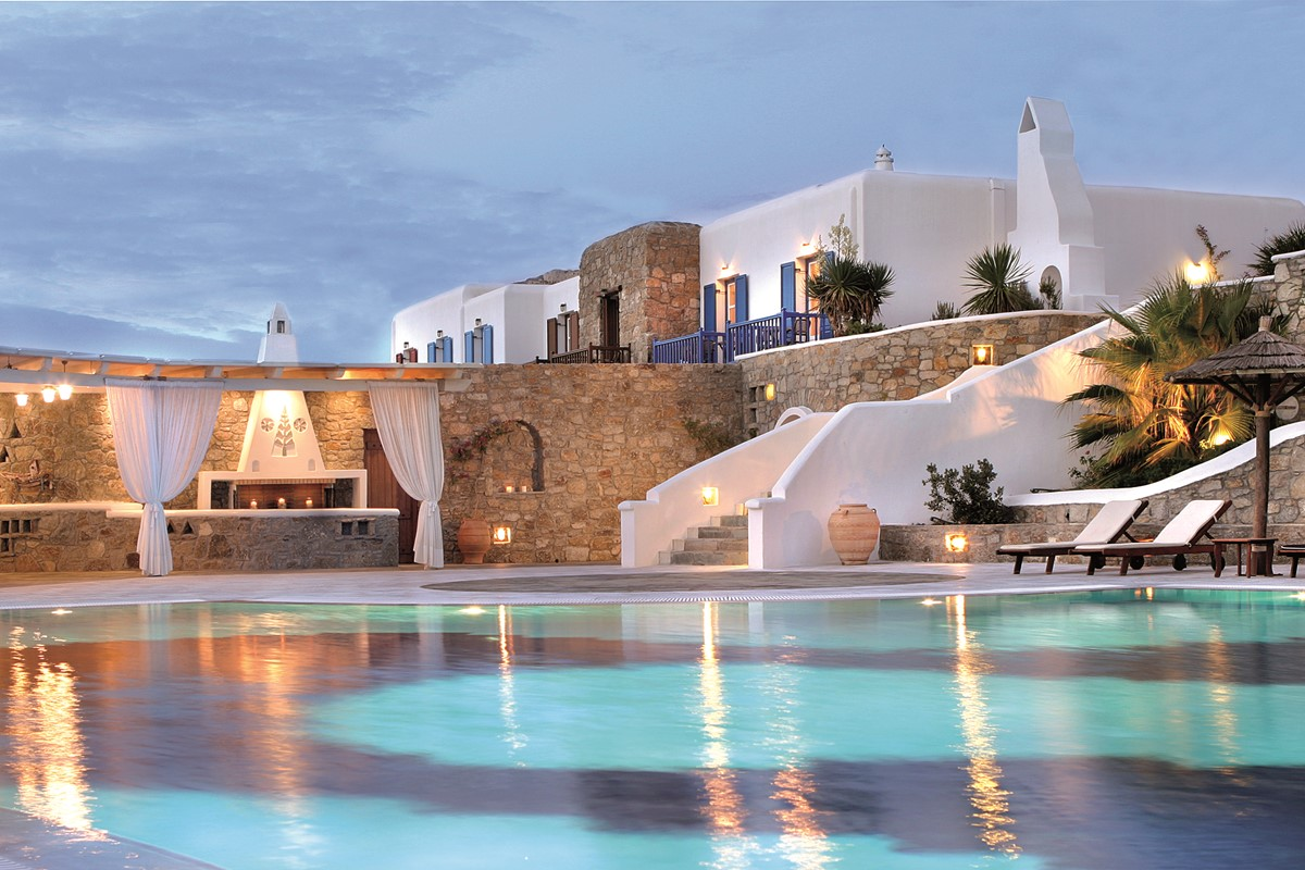 Mykonos Grand Hotel & Resort meeting rooms