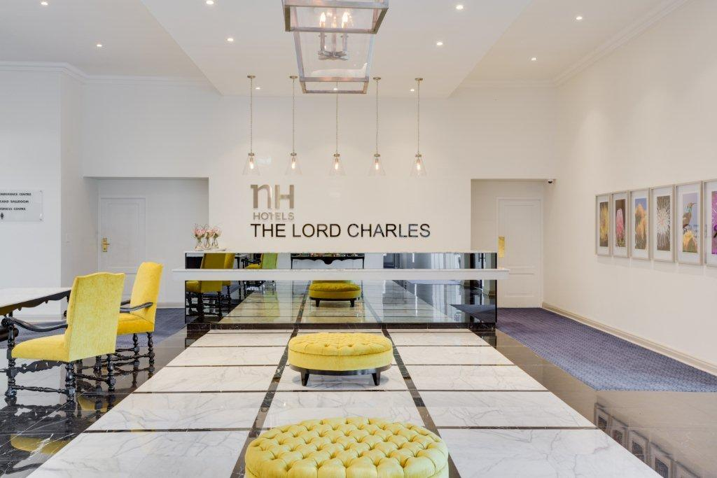NH The Lord Charles Hotel meeting rooms