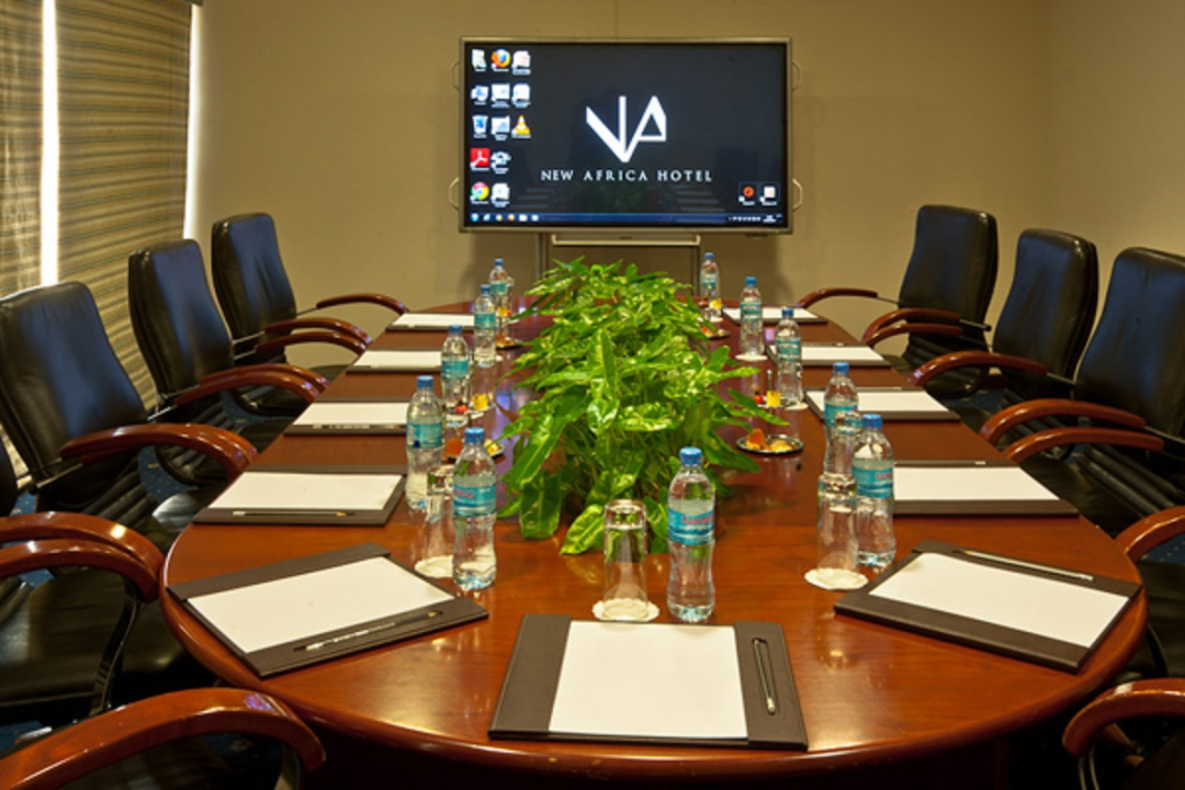 New Africa Hotel meeting rooms