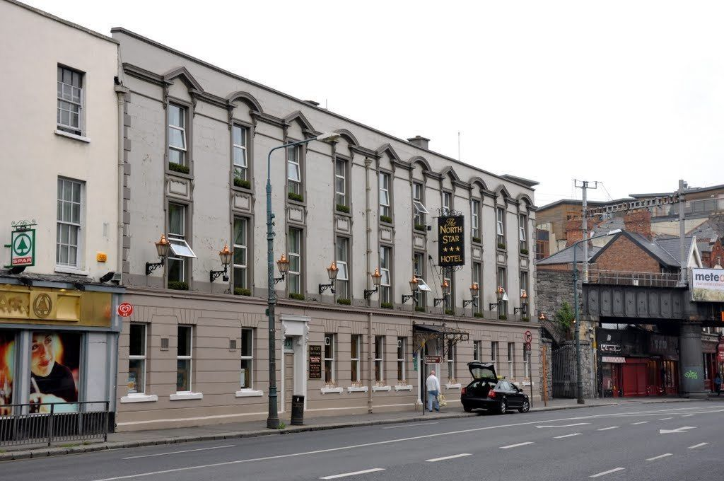 North Star Hotel Dublin Parking